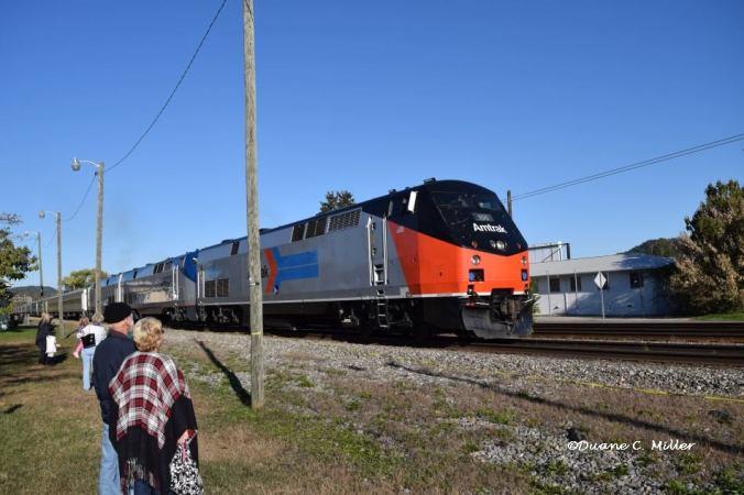 new river train